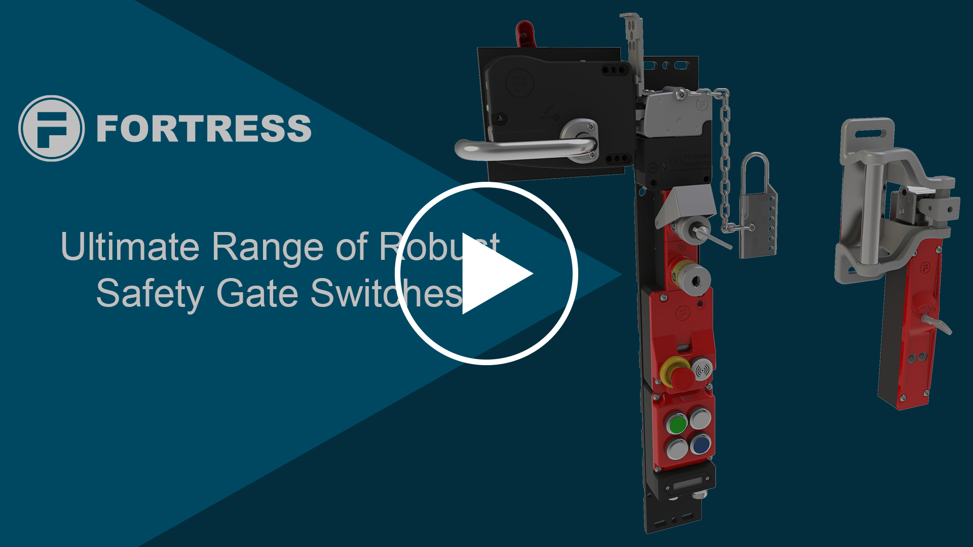 Robust Safety Gate Switches – Introducing amGardpro