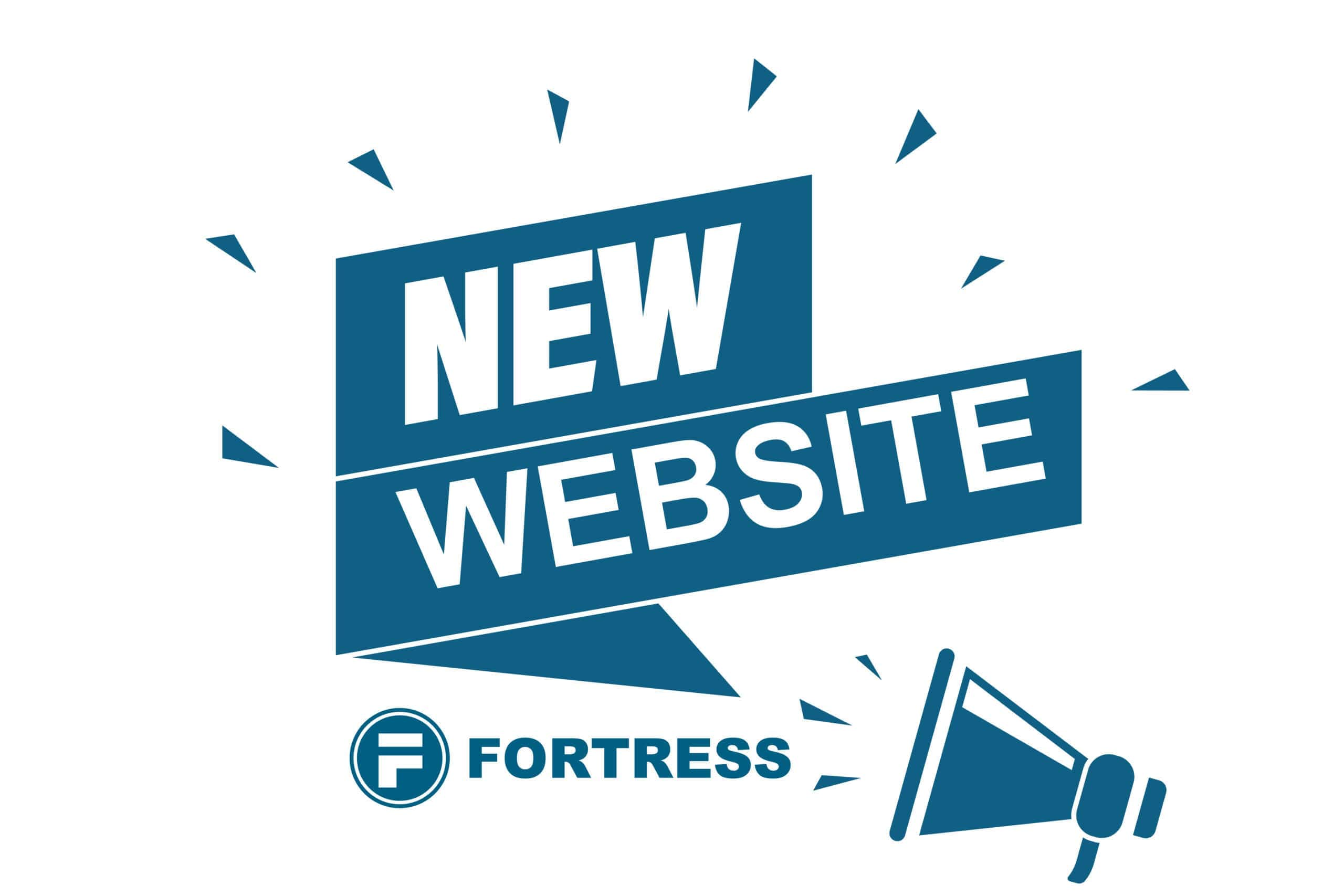 Fortress launches new website!