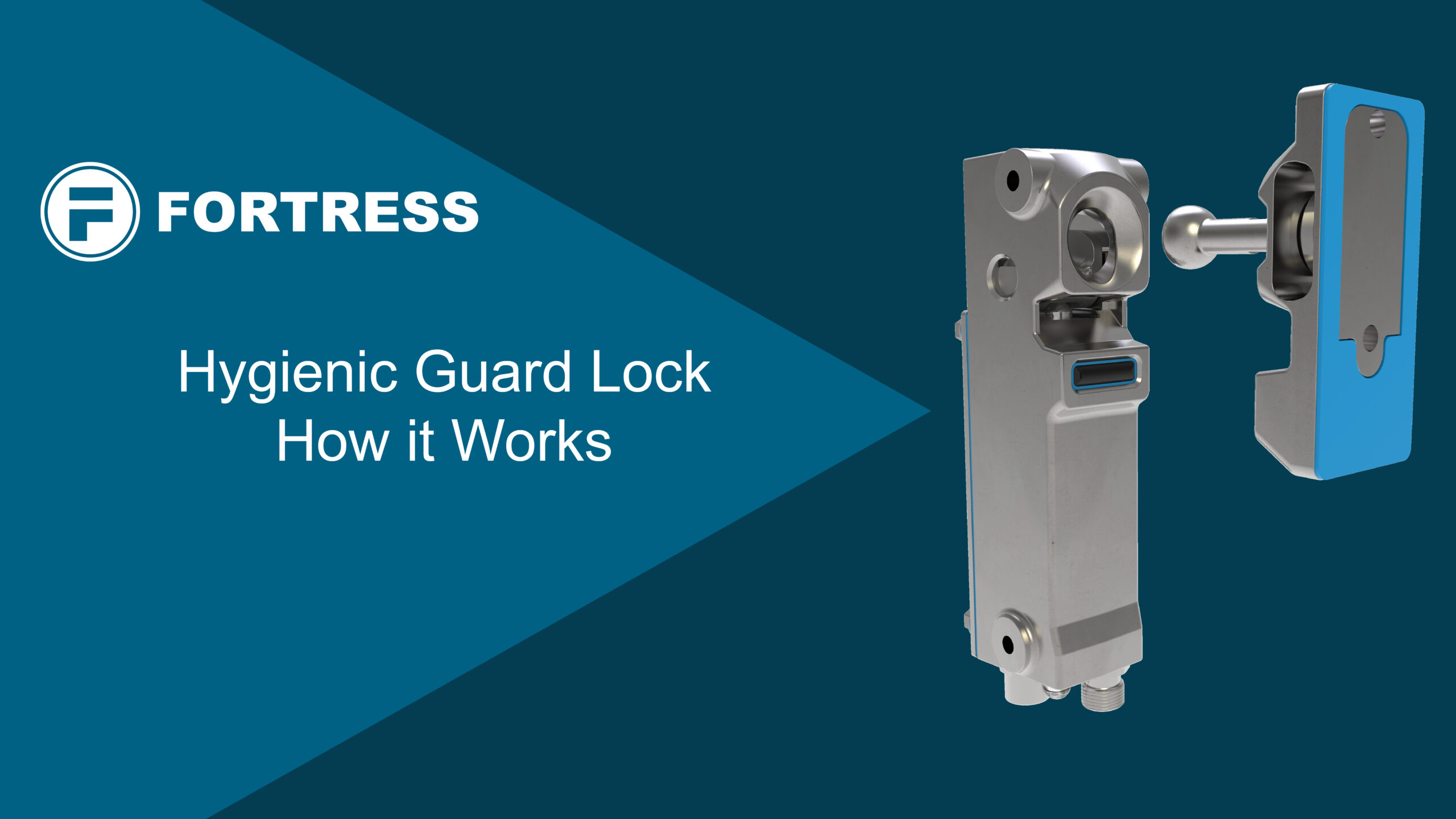 Hygienic Guard Lock – How it works