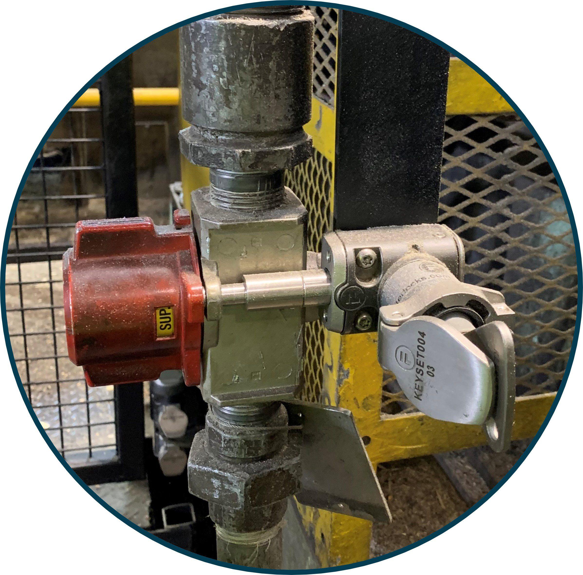 Bolt Modules (BM, BMS) – Power Interlocking with a Mechanical Bolt