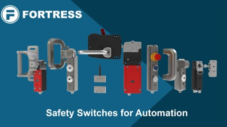 Safety Switches for Automation – The Standard Range