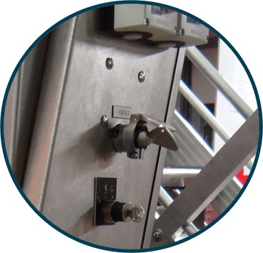 Solenoid Key Switch (SS, MSS) – Controlled Isolation with Run-Down Time