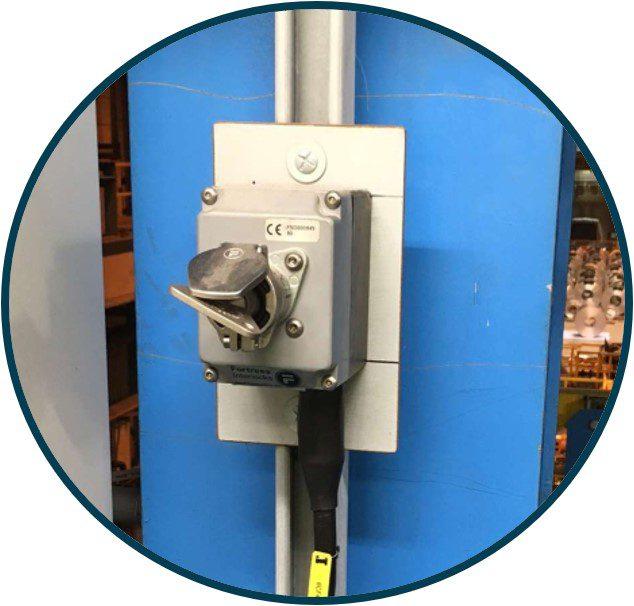 Key Switch (S, LCU, SCU) – Isolating Hazardous Electrical Energy