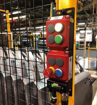 Push Button Control Devices – with CIP safety and PROFIsafe