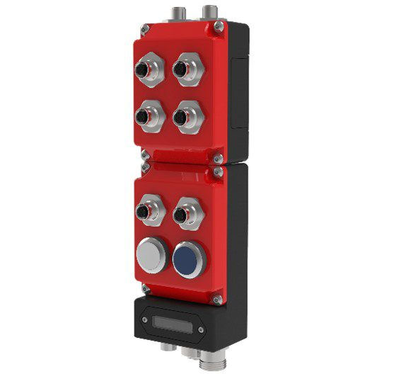 Safety I/O Module – with CIP safety or PROFIsafe